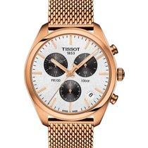 Tissot Herrenuhr PR 100 Chronograph Quarz, T101.417.33.031.01