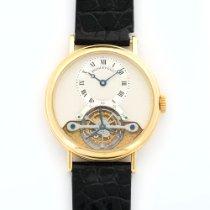 Breguet Yellow Gold Messidor Tourbillon Watch Ref. 3350