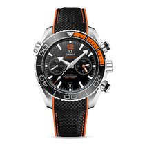 Omega Seamaster Planet Ocean Chronograph Automatic Men's...