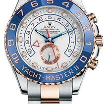 Rolex Yacht-Master II 44 mm Steel and Everose Gold 116681