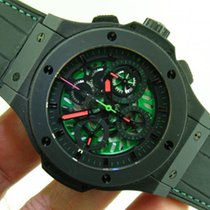 Hublot Mexican Football Federation Big Bang Ceramic Men Watch....