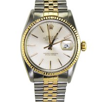 Rolex DateJust/2-Tone Yellow Gold and Stainless Steel