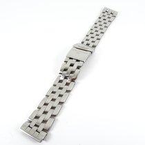 百年靈 (Breitling) pilot bracelet 20mm (raised logo / new style)