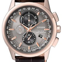 Citizen Elegant Eco Drive Funk Herrenchronograph AT8113-12H
