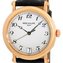 "Patek Philippe Gent's 18K Rose Gold  Ref # 5053-R ""Off..."