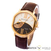 Bulgari daniel roth rose gold