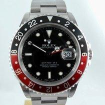 Rolex Gmt Master II,2 Mint unpolished,mai lucidato, Rosso- nero,
