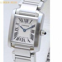 까르띠에 (Cartier) カルティエ タンクフランセーズSM W51008Q3