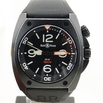 Bell & Ross BR02-92 Carbon