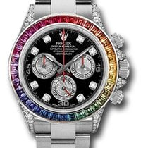 Rolex Oyster Perpetual Cosmograph Daytona Rainbow Watch