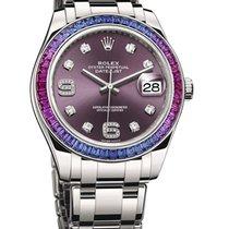 Rolex  pearlmaster 86349SAFUBL 51200e HT