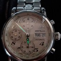 Montblanc Meisterstuck 4810-501 Chronograph, Silver Dial,...