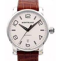 Montblanc Timewalker 39 Date Brown Leather