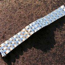 Zenith Ba 033 / 83  22mm Watch Bracelet Stahl Steel Band New...