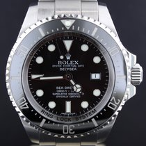 Rolex Sea-Dweller Deepsea Steel, 44MM Full Set 2010 MINT