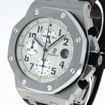 오드마피게 (Audemars Piguet) Royal Oak Offshore Safari Stahl...