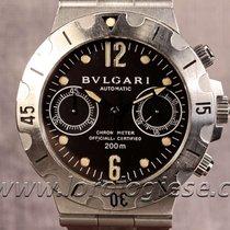 Bulgari Diagono Scuba Automatic Chronograph Ref. Scb38s Cal. 2282