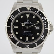 Rolex Sea Dweller LC100 16600 # K2781 Box, Papiere Top Zustand