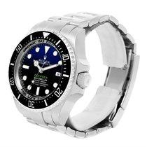 Rolex Seadweller Deepsea D-blue Dial Cameron Mens Watch 116660...
