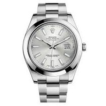 Rolex Eightday watch 116300VWTBAR Datejust II