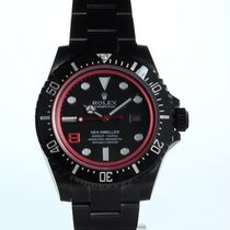 Rolex Sea-Dweller 4000 Steven Gerrard with free Mondani book