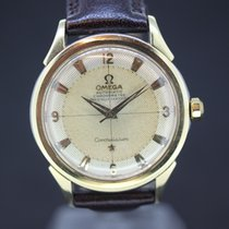 Omega Constellation Automatic Two Tone Dial Gold plated anno 1956