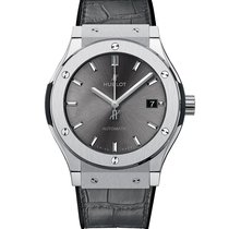 Hublot Classic Fusion Racing Grey Automatic Watch