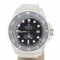 Rolex Sea-Dweller Deepsea 44mm Mint (B&P2008) BlackDial