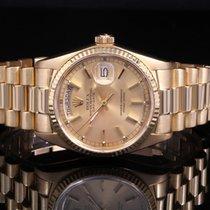 Ρολεξ (Rolex) 18038 YG Day-Date Pres w/ Chmpgne Index Dial...