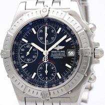 브라이틀링 (Breitling) Chronomat Black Bird Steel Automatic Watch...