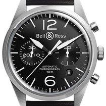 Bell & Ross BR 126 Original Black BRV126-BL-ST/SCA