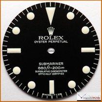 Rolex Dial Submariner Original Ref 5512 Matte Dial Stock #17ORI