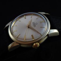 Omega Automatic 60's Gold Cap Watch