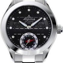 Alpina Geneve Horological Smartwatch AL-285BTD3C6B Damenarmban...