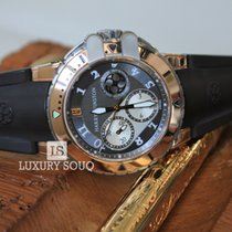 Harry Winston PROJECT Z2 OCEAN DIVER CHRONOGRAPH 41MM ROSEGO