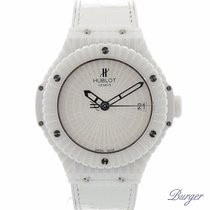 Hublot Big Bang White Caviar 41MM NEW