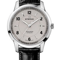 Eterna .. Tangaroa Three-Hands Automatik NEW FULL SET