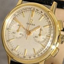 Omega Chronograph Caliber 320 in 18K Gold case