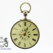 Stanley Cooper Leiston Very Old Pocket Watch Spindel Onion...