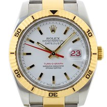 롤렉스 (Rolex) Rolex Datejust Turn-o-Graph ref. 116263
