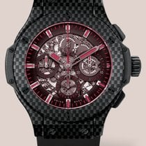Hublot Big Bang 44mm Aero Bang · Red Magic Carbon 311.QX.1134.RX