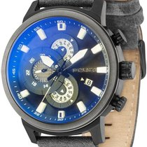 Police EXPLORER PL15037JSBU.02 Herrenchronograph Design Highlight