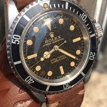Rolex Submariner Gilt Brown 1966 no polish