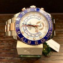 Rolex Yacht-Master II Regatta Steel/Gold 116681