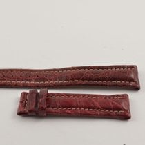Tradema For Breitling Leder Armband Band 20mm 20-18 Für...