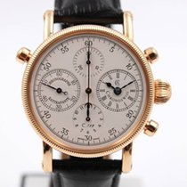 Chronoswiss Rattrappante Rose Gold New