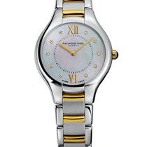 Raymond Weil Noemia MOP Dial Women's Watch 5132-STP-00985