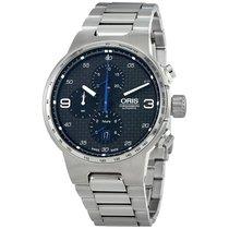 Oris Williams Black Dial Automatic Men's Chronograph Watch