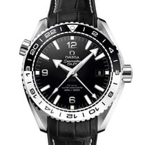 Omega Seamaster Planet Ocean 600 M Co-Axial Chronometer GMT