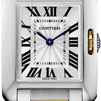 Cartier Tank Anglaise Kleines Modell